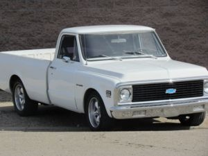 1971 Chevrolet C10 Pickup Truck - Alberta Collector Cars For Sale - Kijiji Alberta Canada. $8,900
