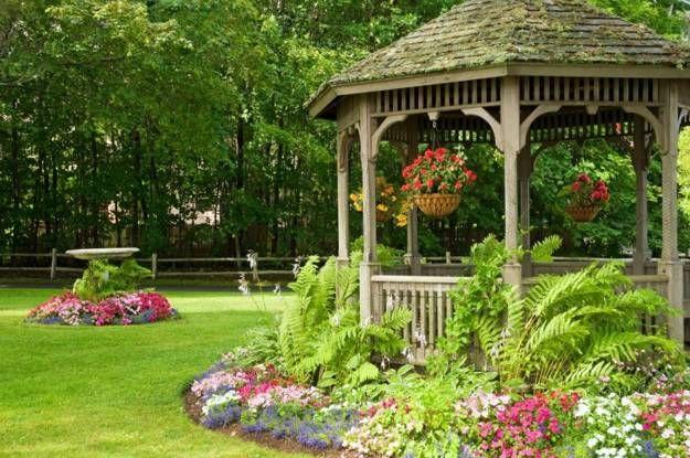 Best 25 garden gazebo ideas on pinterest dream garden forest garden and created by - Gazebo pergola designs dream spot ...