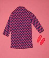 1970 Barbie, P.J., Stacey, Christie & Julia - Zig Zags Sharp Shift (New Teen Fashions For) #