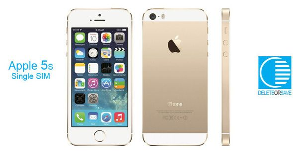 Apple iPhone 5S 16GB first 64-bit processor in the world… http://deleteorsave.com/apple-iphone-5s-16gb-first-64-bit-processor-in-the-world/