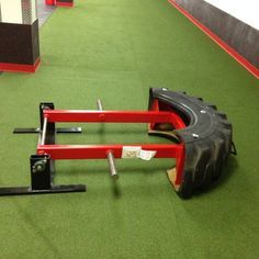 Plate Loaded Tire Lift