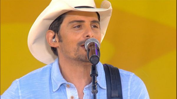 Brad Paisley is pitching in to help his home state of West Virginia after the June 23 floods that killed more than twenty people and devastated multiple small towns. The singer visited the area earlier today with West Virginia Governor Earl Ray Tomblin and senators Joe Manchin and Shelley Moore Capito, just one day after he launched a GoFundMe campaign to raise money for the region, where 44 out of 55 counties declared a state of emergency.