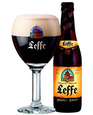 Leffe Dark, dark Abbey Beer #belgianbeer