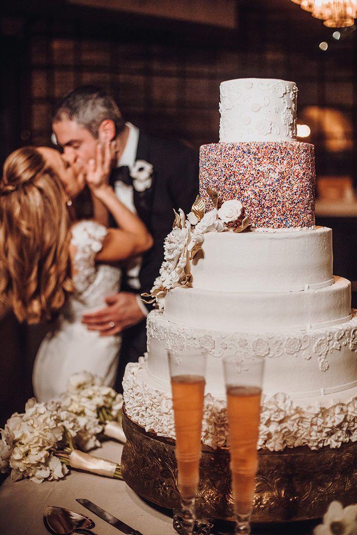 Unique wedding cake ideas different flavored cakes rainbow