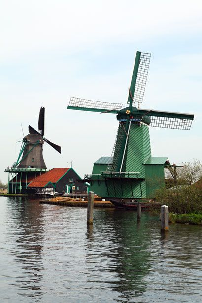 Windmills In Holland.I want to go see this place one day. Please check out my website Thanks.  www.photopix.co.nz