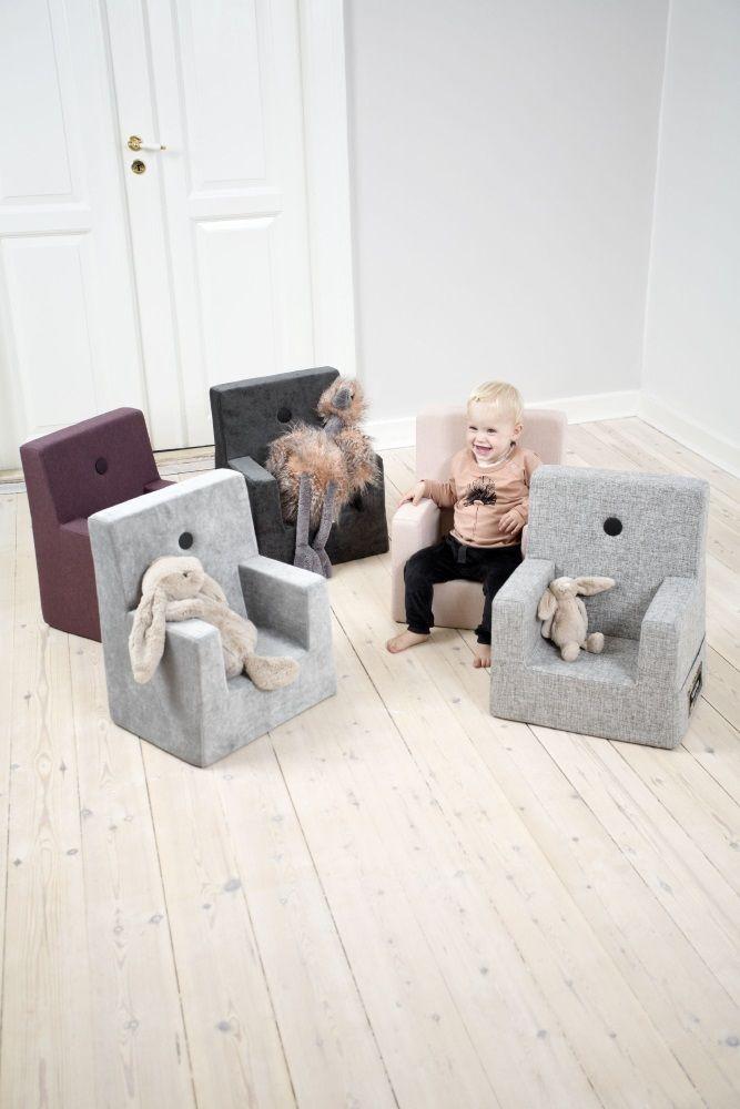 XL Barnestol by KlipKlap | Børneværelse, Børnemøbler, Farver