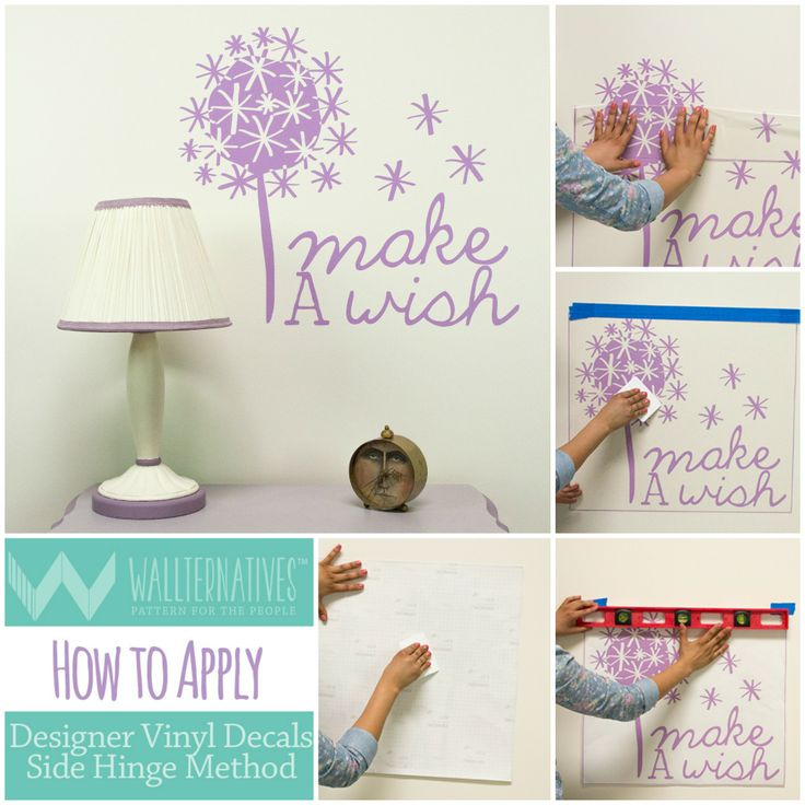 Best Wallternatives Wall Decals  Removable Wallpaper Images On - How to make vinyl wall decals with silhouette cameo