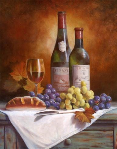 Wine and Grape II