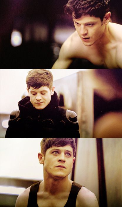 Iwan Rheon (new found actor crush!)