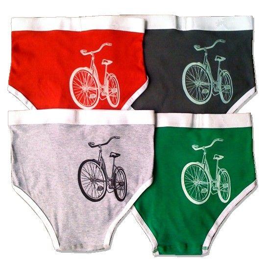 Chris's Bike Underwear