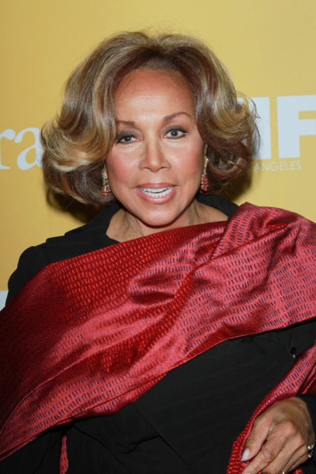 Diahann Carroll, 77 - Trailblazer.  Prime time tv show Julia paved the way for many to follow.