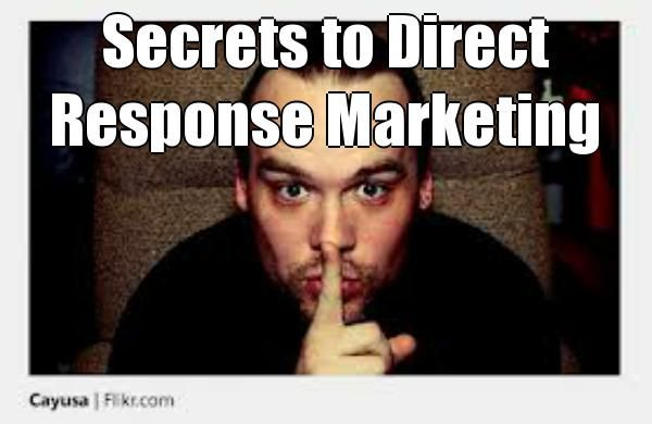 Direct Response Marketing is one of the easiest ways if not the best way to increase your profits and sales volume Today .Read more By Clicking on the Photo
