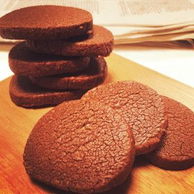チョコ クッキー レシピ