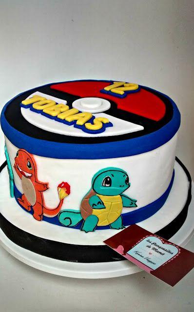 "Torta de ""Pokémon"" │""Pokémon"" cake"