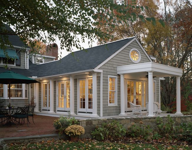 Lovely Modular Sunroom Additions