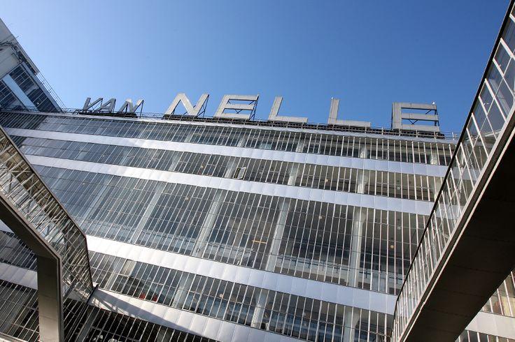 Ons kantoor; in de Van Nelle Ontwerpfabriek in Rotterdam