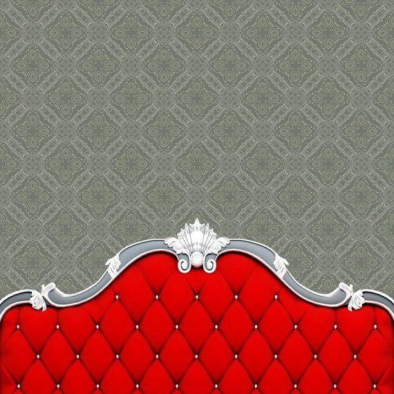 Wallpaper Of Bedroom Wrought Iron Wall Art Bedroom Light Blue Bedroom For Girls Bedroom Design Photography: Best 25+ Red Headboard Ideas On Pinterest
