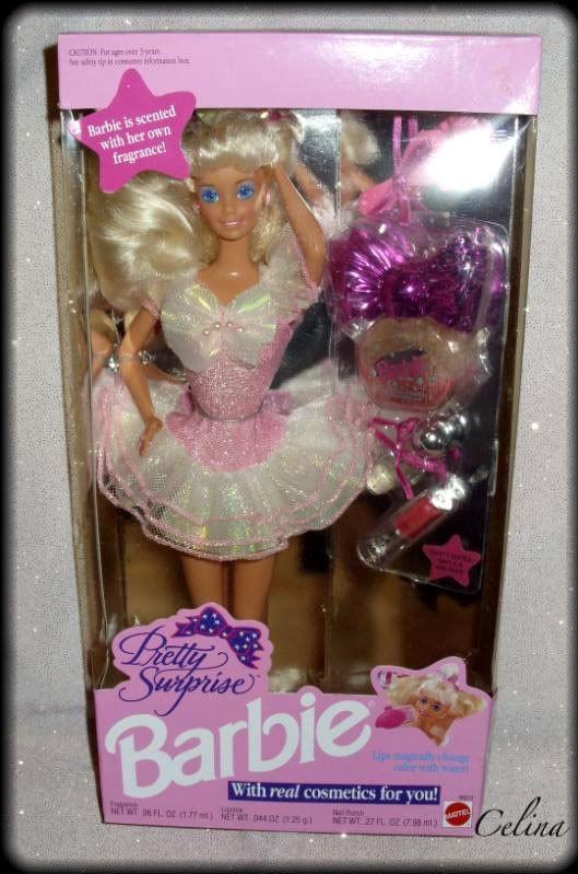 Pretty Surprise Barbie!