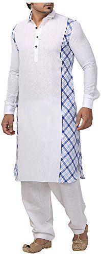 Funky Apparel`S Men's Linen Pathani Suit(1012,White,2Xl) FUNKY APPAREL`S http://www.amazon.in/dp/B0126X5XZU/ref=cm_sw_r_pi_dp_uPU-vb0KWNQTM
