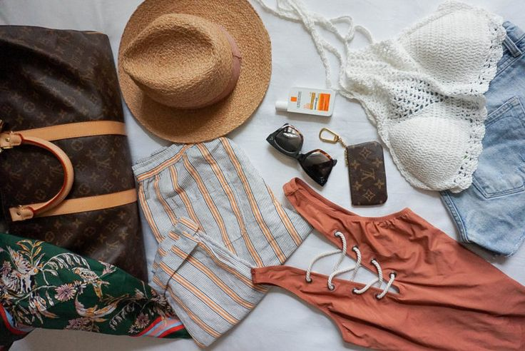Summer Packing for a Cottage Getaway – The Impressionist's Silhouette Blog