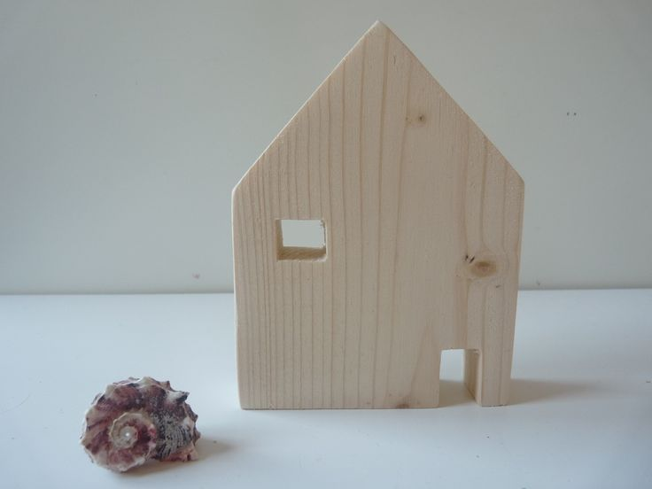 Unfinished wooden standing house, wooden small house decoration, unfinished wood decoupage house, unfinished wooden cutout, wooden decor Craft Supplies & Tools  wood office decor  unfinished wooden  little wooden house  scandinavian style  wooden cutout wood standing house  miniature houses  doll house decor  little houses  unfinished wood  Small Wood Houses Miniature Wood House  Tiny Houses