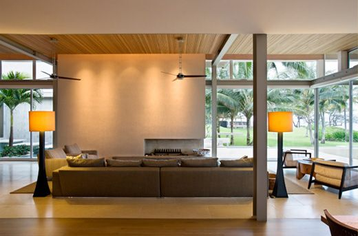 Tropical House, Maui @Pete Bossley Architects #Architecture
