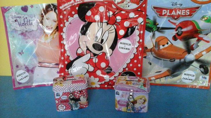 Violetta, Disney, Planes Blind Bags, Mickey Mouse, Disney Princess Surpr...
