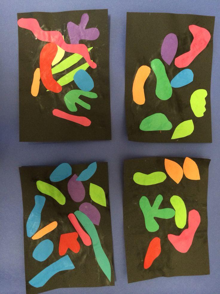 Matisse collage