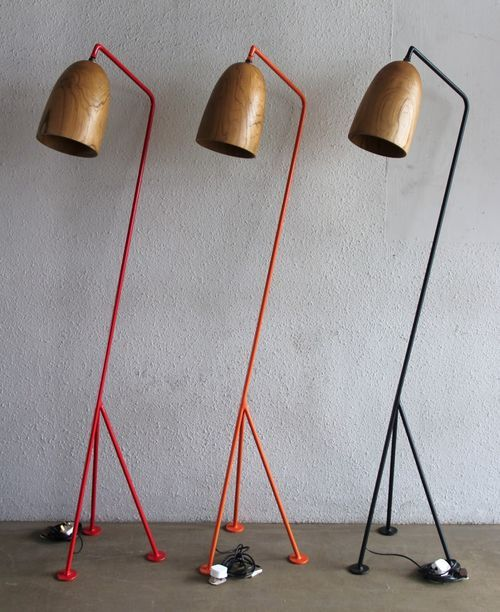 grossman lighting. greta grossman grasshopper lamp 1947 industrial design lighting pinterest