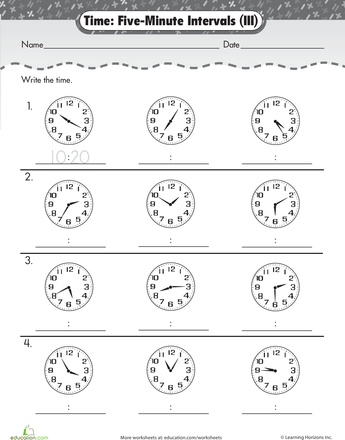 11 best Telling Time images on Pinterest