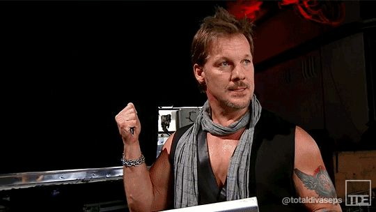 MRW someone tells me that Chris Jericho isn't that great
