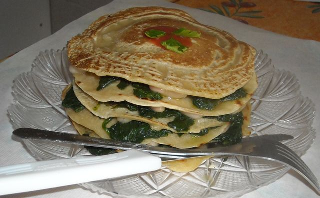 Pancakes salati – Vegan blog – Ricette Vegan – Vegane – Cruelty Free