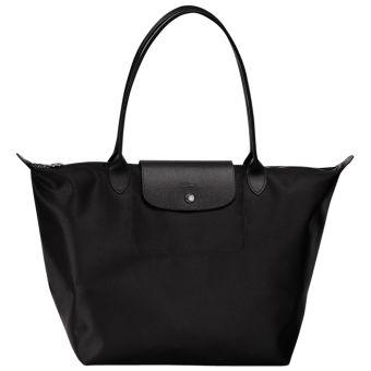 Le Pliage Néo Tote bag 1899578 - Le Pliage Néo - Lines - Women's Collection - Longchamp | Hunt Leather