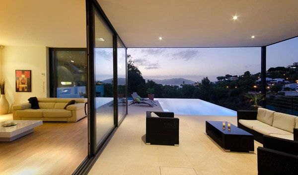 casa minimalista en mallorca