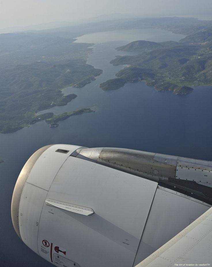 Aegean over the Bay of Gera, Lesbos