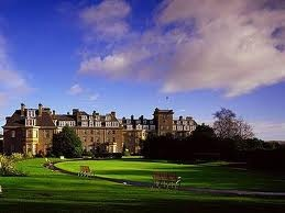 Gleneagle Hotel  Best in Scotland !