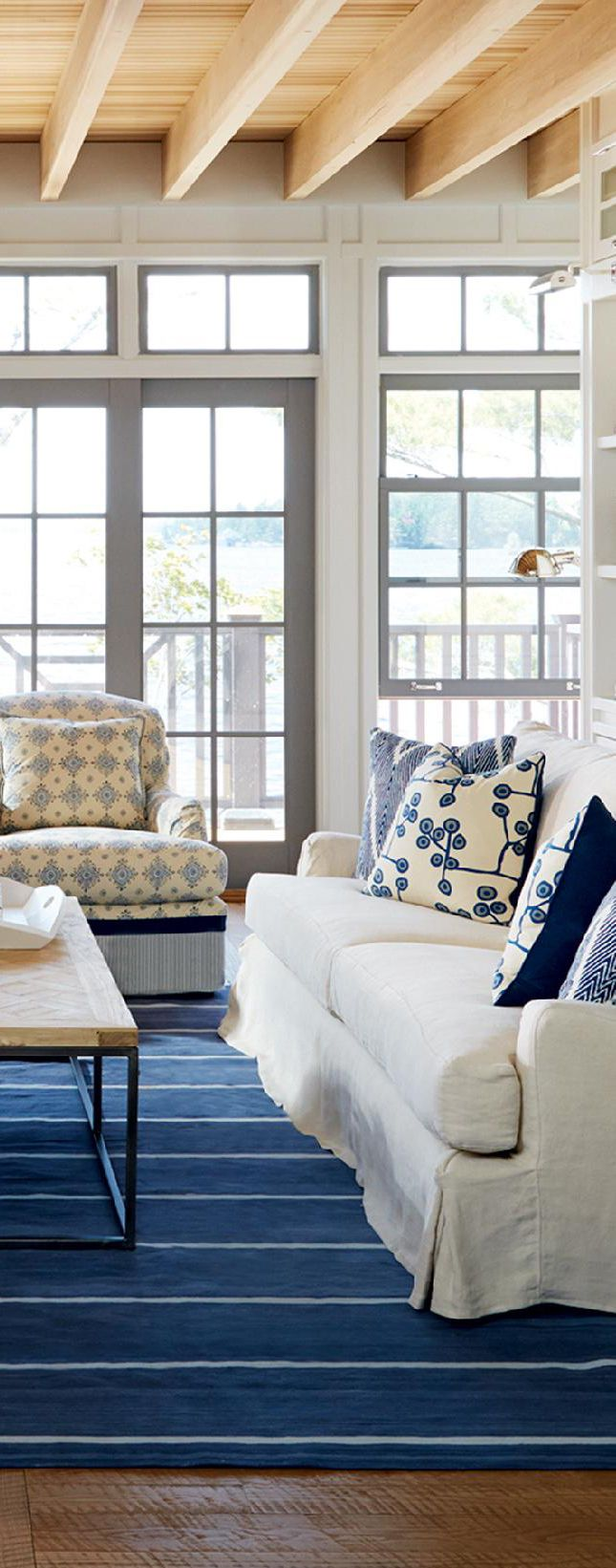 3407 best Coastal Casual: Living Rooms images on Pinterest | Homes ...