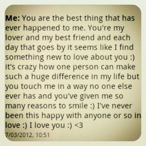 Best 25+ Paragraph for boyfriend ideas on Pinterest Paragraph - love letter for him
