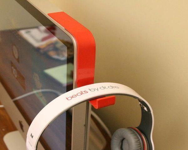 iMac Stand For Headphones By Kancha – $20