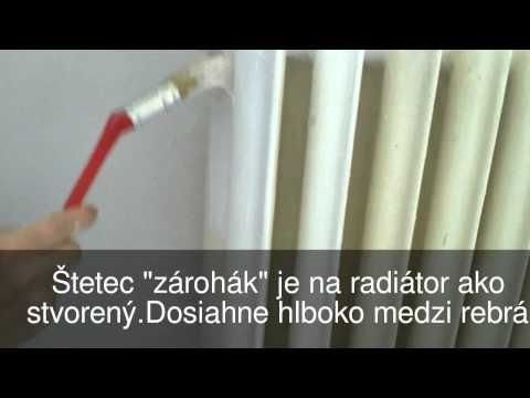 Ako natrieť radiátory? | Ako a prečo?