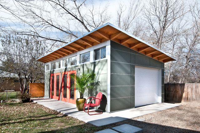 Superieur Backyard Studio Shed