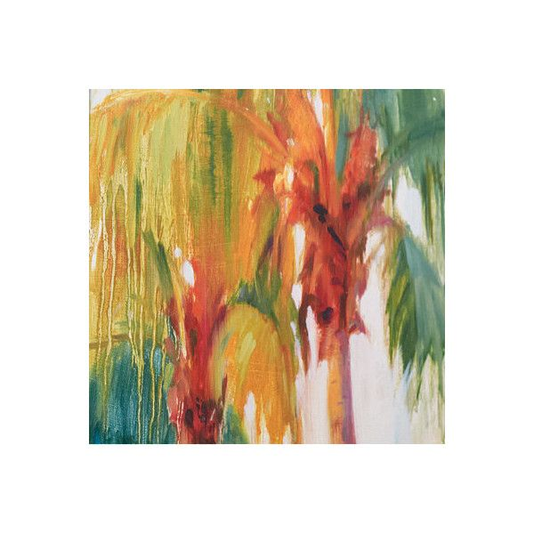 Tropical Breeze Ii Outdoor Wall Art (€175) ❤ liked on Polyvore featuring home, outdoors, outdoor decor, outdoor enhancements, outdoor wall decor, tropical outdoor decor, outside garden decor, frontgate, outdoor patio decor and outdoor garden decor