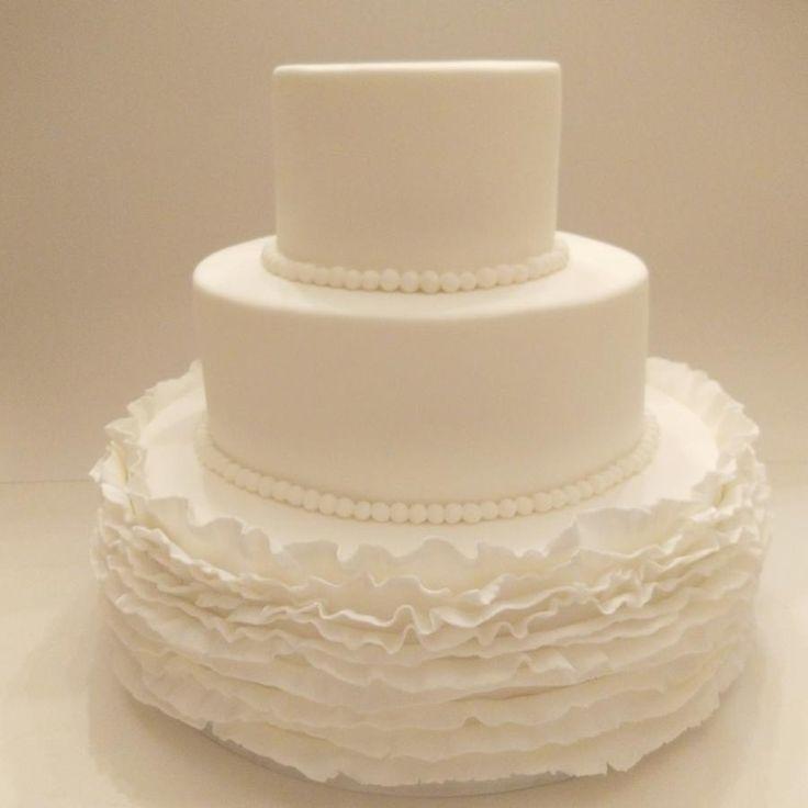 Wedding pearl - Cake by nef_cake_deco
