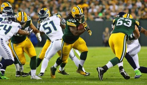 Eddie Lacy Injury is Minor -- The Green Bay Packers appear to have gotten some good news on running back Eddie Lacy's ankle injury. It doesn't look like Lacy will miss any time.
