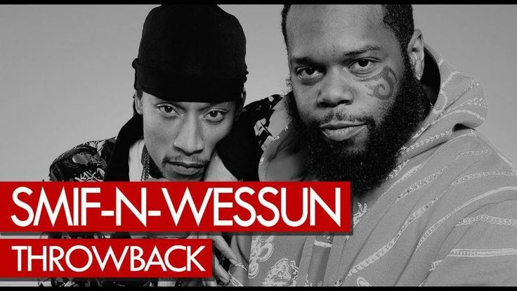 Smif-N-Wessun Kicked This Freestyle On 'The Tim Westwood Show' Back In 1995...