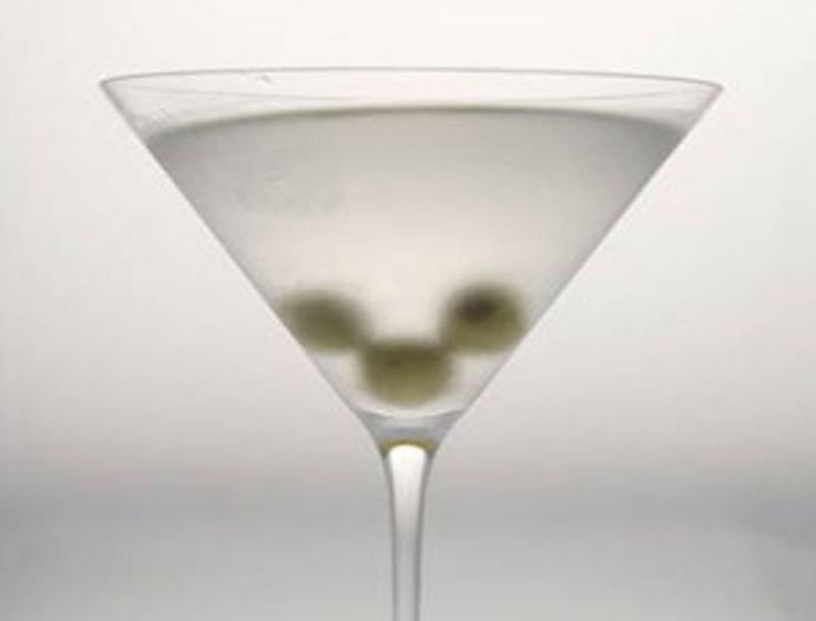 Who doesnt love a dirty martini?