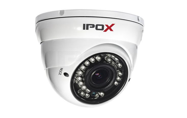 Kamera IPOX DVI900IMX | Kamery kopułowe ------------    Sony Exmor IMX138 900/950TVL  #cctv #camera #hd #ipox