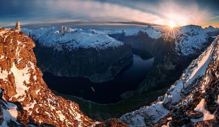 O maravilhoso olhar do fotógrafo-alpinista Max Rive - 02