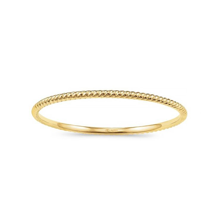 THOMAS SABO bangle from the Sterling Silver Collection.