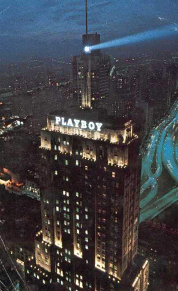 THE PLAYBOY BUILDING, CHICAGO